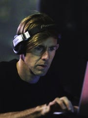 Richie Hawtin will help close out Movement with a Monday night set..