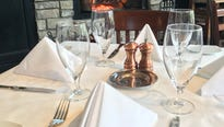Cozy fireplaces help add a warm welcome to these great fireside dining experiences in central Jersey.