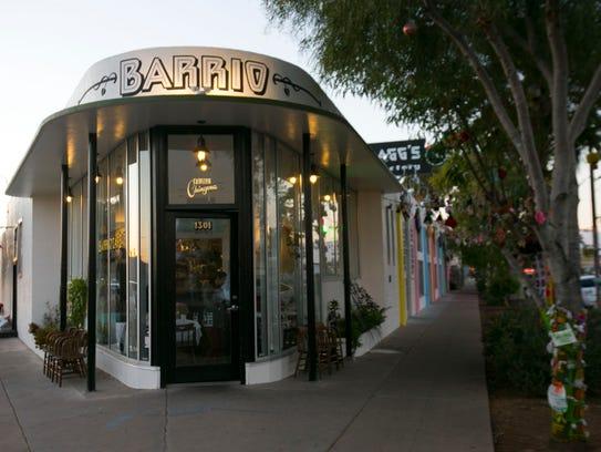 The Barrio Cafe Gran Reserva in Phoenix on Dec. 1,