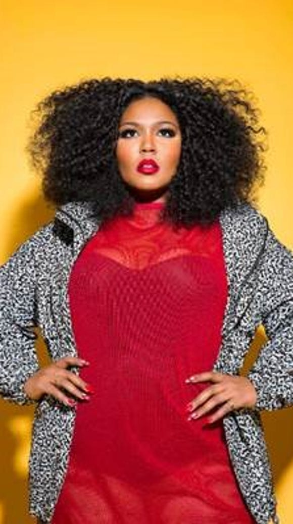 Singer Lizzo will perform Sunday during the Austin