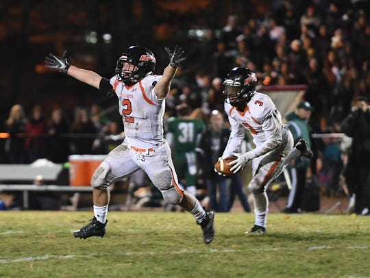 Hasbrouck Heights repeated as North 1, Group 1 champions