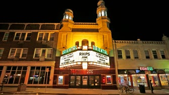The Oriental Theatre, 2230 N. Farwell Ave., has been a Milwaukee cultural landmark since it opened on July 2, 1927.