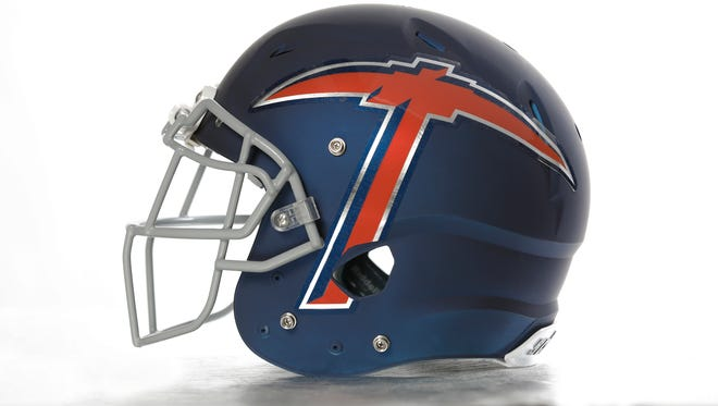 The UTEP Miners will have new helmets when they take on the NMSU Aggies on Saturday, Sept. 3.