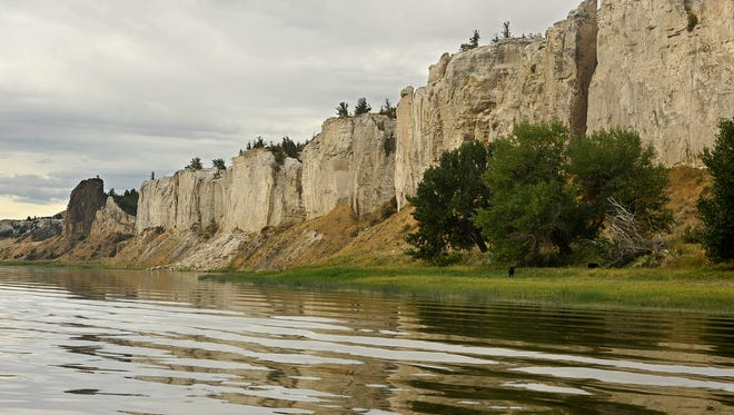 The Upper Missouri River Breaks, Monday, Sept. 19, 2011. A group has formed to fight the review of the monument by the Trump administration.
