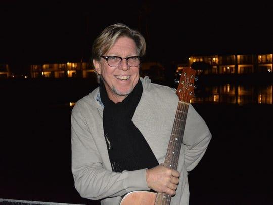 Musician John Stanley King