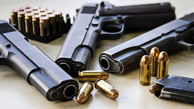 SB 1266, which the Legislature passed and awaits a signature or veto from Ducey, declares any local regulation or tax that violates state statute preventing cities and counties from regulating firearms invalid and allows the court to potentially fine the city or county up to $50,000. It allows any individual impacted by the regulation to sue the city or county, and allows the court to award them up to $100,000 in damages.
