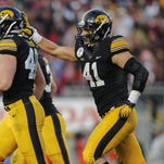 Is Iowa hiding explosive plays?