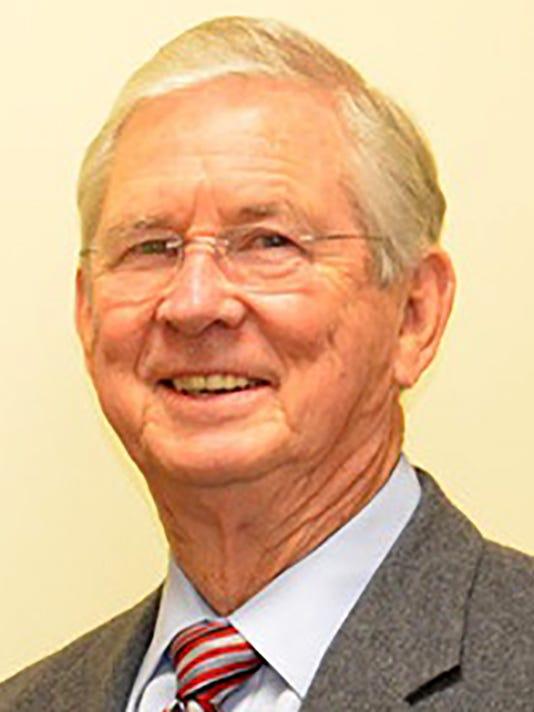 Retired Judge Charles Pickering