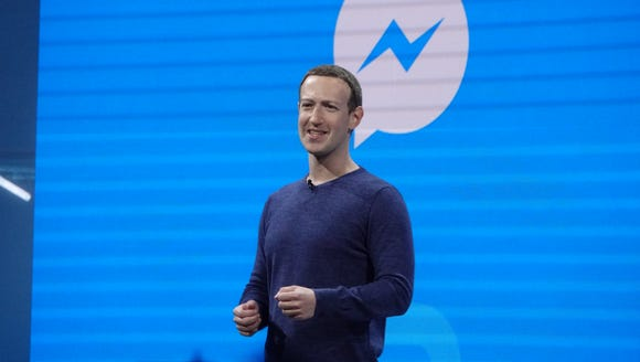 Facebook CEO Mark Zuckerberg welcomes app developers