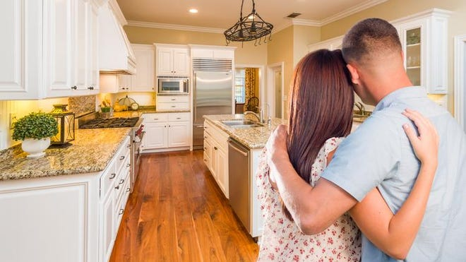 For any first-time buyer, the thought of looking at houses is much more exciting than discussing mortgage options.