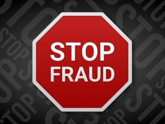 About 52 percent of Americans reported banking and financial services are most susceptible to customer-service fraud.