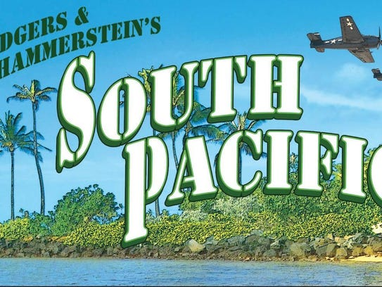 """South Pacific in Concert"" is Friday and Saturday at"