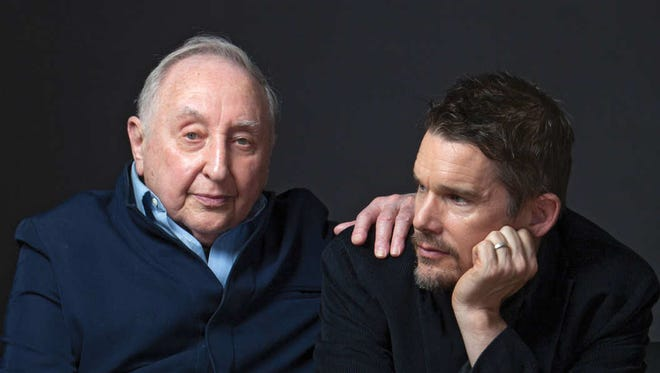 Ethan Hawke met pianist Seymour Bernstein at a party and was moved to document his life and art.