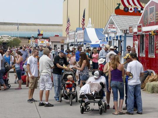 1 State Fair crowd
