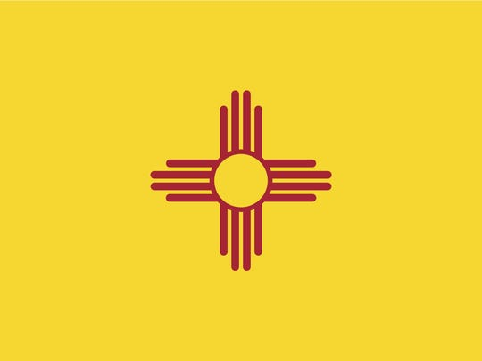 State of New Mexico Flag