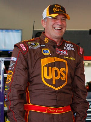 Dale Jarrett, who will be inducted into the NASCAR Hall of Fame Wednesday, won the Daytona 500 three times and was the 1999 NASCAR cup champion.