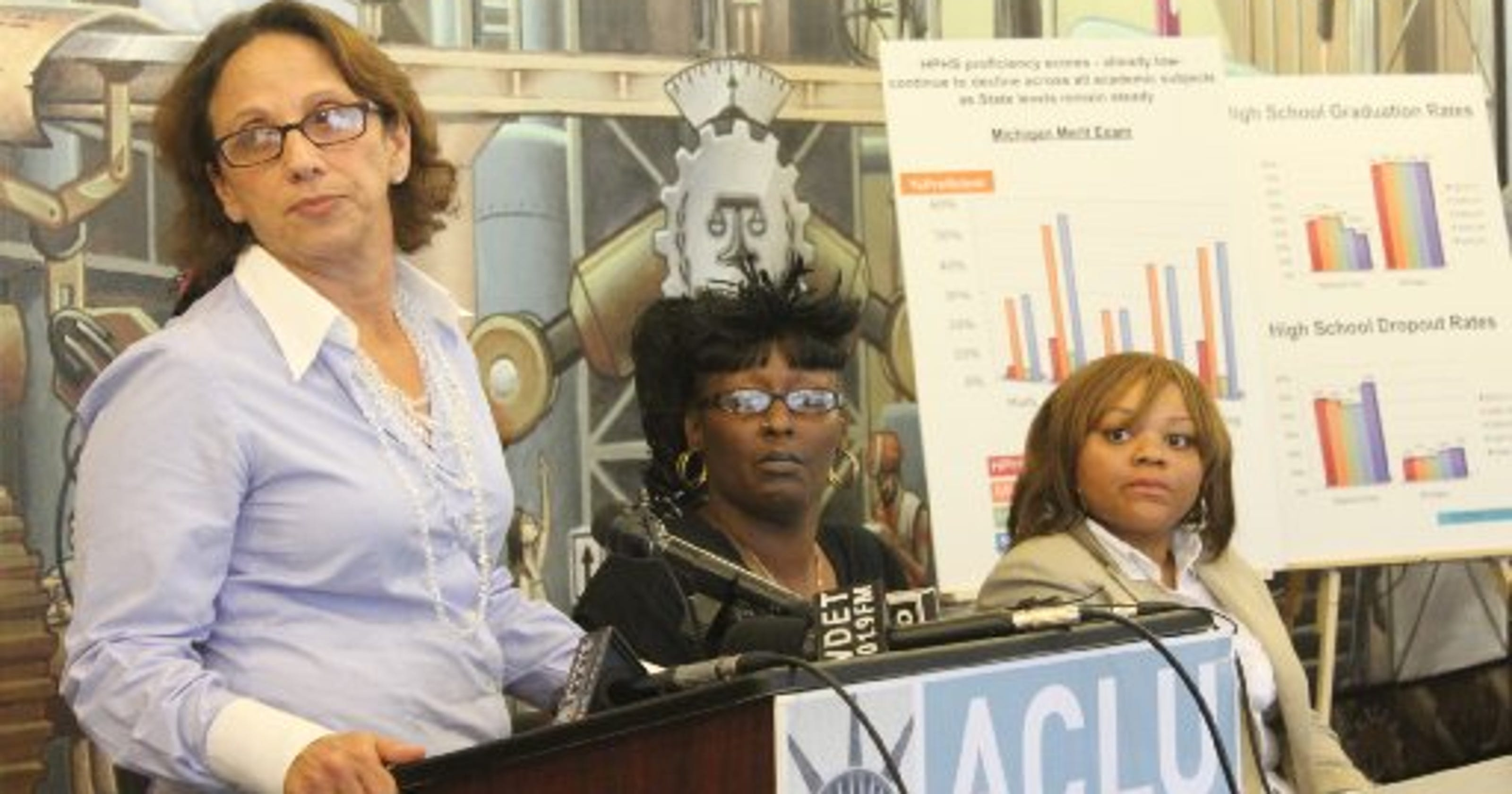 Aclu Sues Education Officials On Behalf >> Court Of Appeals Rejects Aclu Suit On Behalf Of Highland Park Students