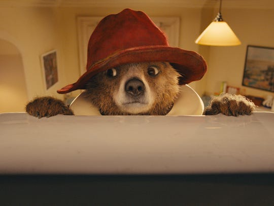 """Paddington 2"" follows on the heels, err, paws of of 2014's ""Paddington."""
