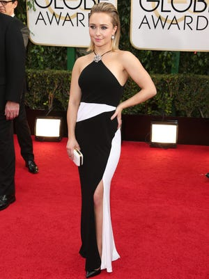 Hayden Panettiere in Tom Ford -- bought off-the-rack?!