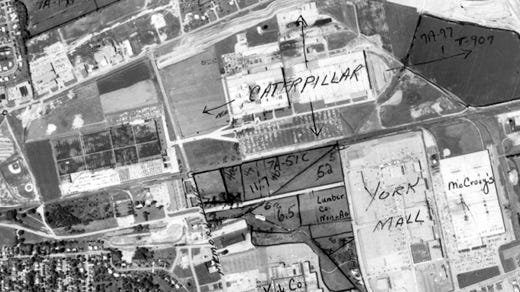 submittedEast York 1971 aerialfor jim's blog