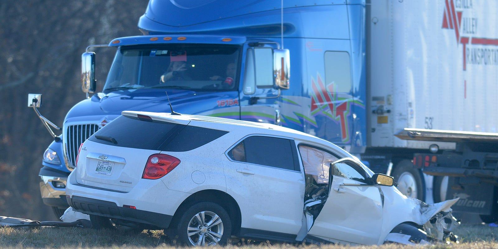 Fatal crash on I-40 east near mile marker 90
