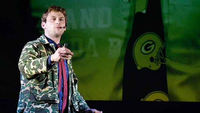 "Comedian Charlie Berens, whose found viral fame for his ""Manitowoc Minute"" news reports poking fun at Wisconsin culture, has posted a new Green Bay Packers tribute video set to Lil Nas X's ""Old Town Road,"" naturally named ""Green and Gold."""