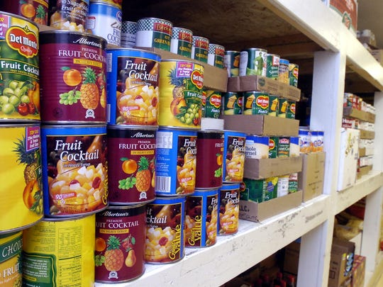 Saturday's letter carriers' food drive will benefit the Great Falls Community Food Bank.