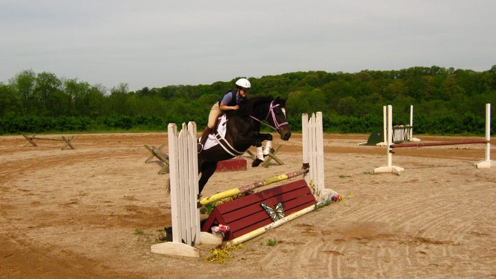 Benefit horse show helps abuse victims