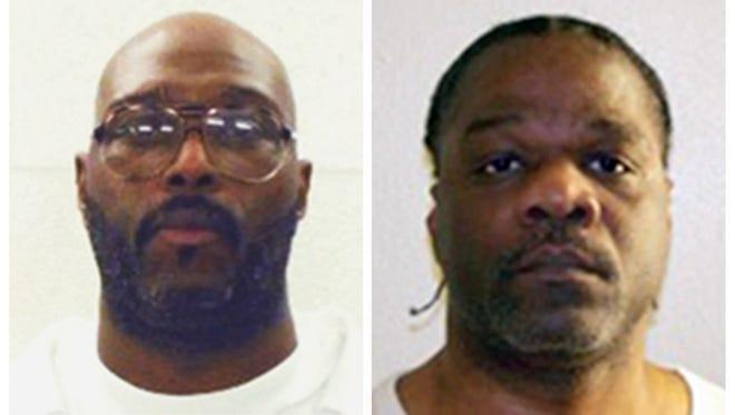huippulaatua puolet lähemmäs Here are the 8 inmates Arkansas planned to execute in 11 days
