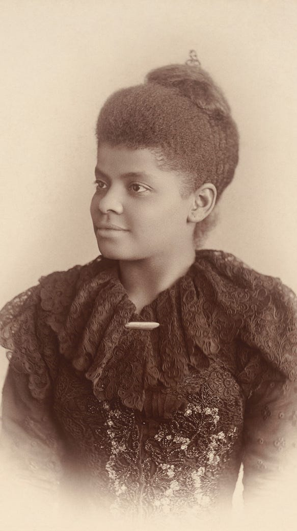 History Ida B Wells Refuses To Give Up Seat