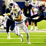 Louisiana Tech receiver Trent Taylor hauled in 99 passes for more than 1,200 yards in 2015.