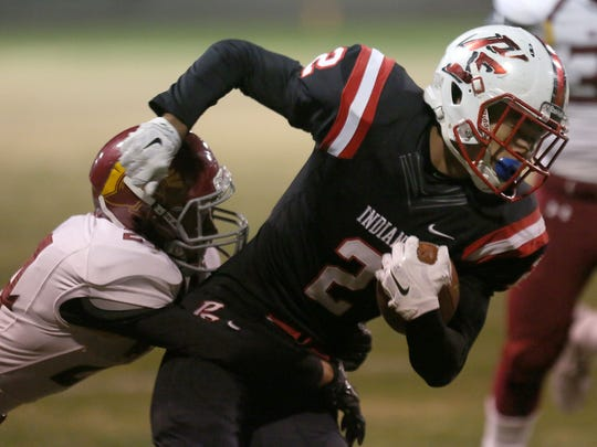 Tayler Hawkins chose to play at San Diego State over more than a dozen other major college football programs that offered a scholarship.