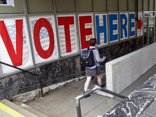 Polls will be open to cast ballots in all Kentucky counties from 6 a.m. to 6 p.m. Tuesday, May 22.