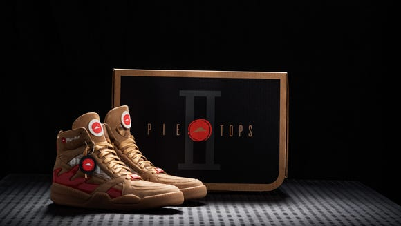 Pizza Hut's Pie Tops II in wheat.