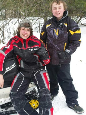 Ty Howard-Gotto and his friend Jonah May, both 15, were missing overnight Feb. 16 as temperatures plunged to minus 11.