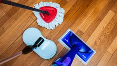 We found the best mops to clean your floors.