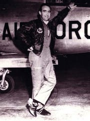U.S. Air Force Col. Norman Schmidt was shot down in his F-104 Starfighter, captured and later killed while serving as a POW during Vietnam.