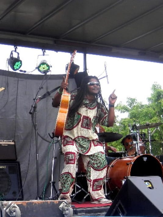 Yvon Tatafasa started the band B-Tropical.