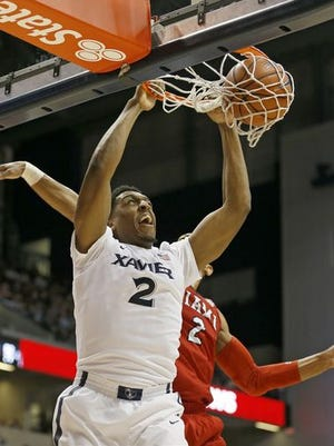 Seeing the frontcourt void left by graduated player Matt Stainbrook, senior James Farr spent the summer working to be a viable replacement in Xavier's post.