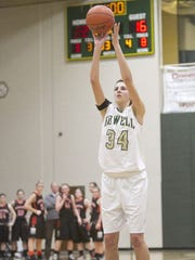 Howell's Erin Honkala is an early favorite for Girls
