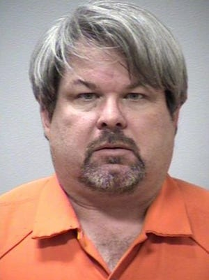 This image provided by the Kalamazoo County Sheriff's Office shows Jason Dalton of Kalamazoo County. Dalton was arrested early Feb. 21, 2016, in downtown Kalamazoo following a massive manhunt after several victims were shot at random.