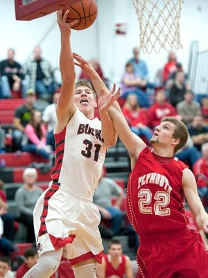 Buckeye Central Senior Grant Loy wins the Telegraph-Forum Player of the Year