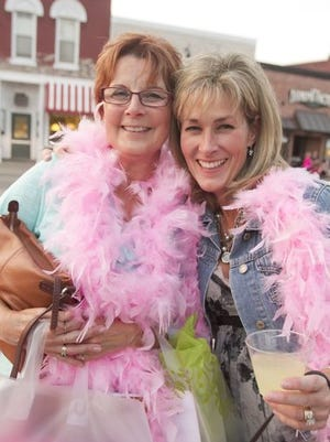 Downtown Brighton will have its first Ladies Night Out of the year Thursday. The second one is in December.