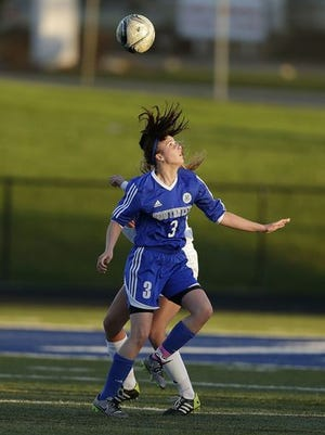 Green Bay Southwest senior forward Paige Pierce leads the team in points this season.