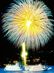 The South Lake Tahoe fireworks show will not be held on July 4.