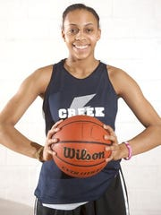Timber Creek's Brittany Martin is the 2015 Courier-Post Girls' Basketball Player of the Year.