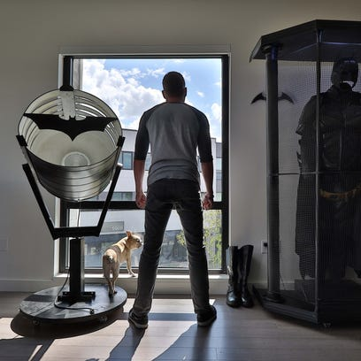 Home of the Week: Springfield's Batman