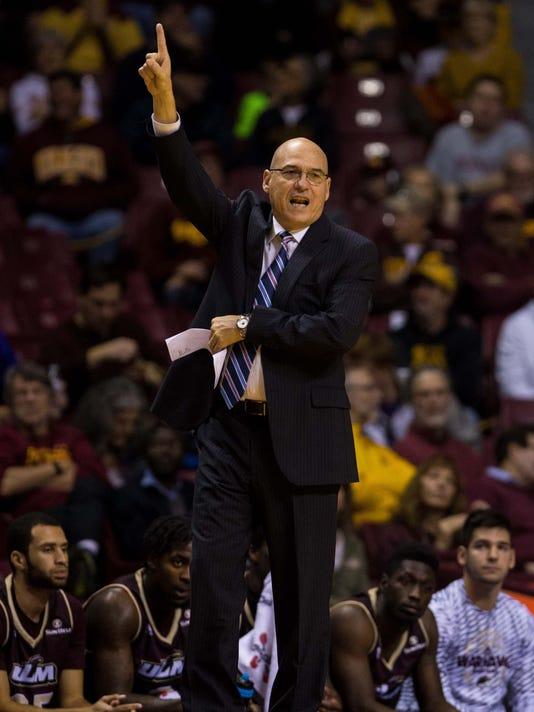 NCAA Basketball: Louisiana-Monroe at Minnesota