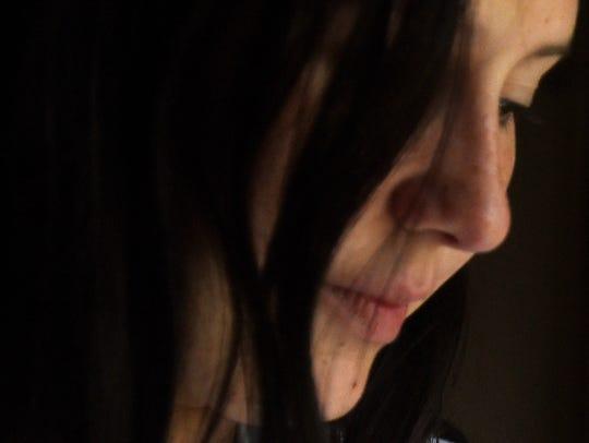 Melanie Fegley found herself a victim of bullying.