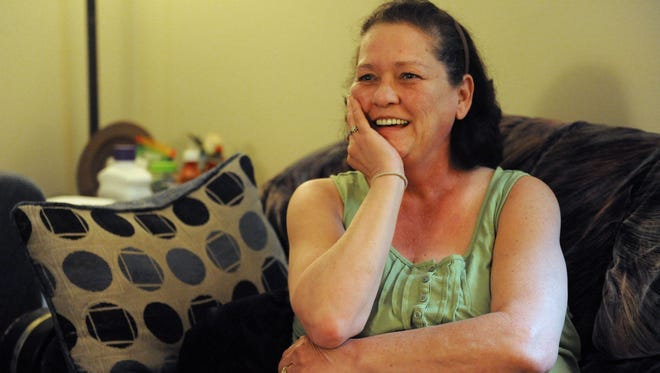 Patricia Kleinhoffer describes her battle with Cushing's syndrome. Patricia was diagnosed in 2009 but has seen an improvement in her condition since taking a new medication, mifepristone, which was federally approved in 2012.